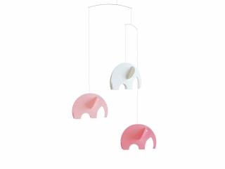 Kinet Olephants, pink