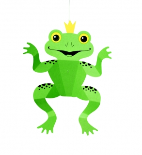 Kinet The Happy Frog Prince